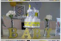 Party time - baby shower / by Jamella