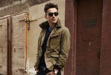 men's fashion / by Maya Shoucair