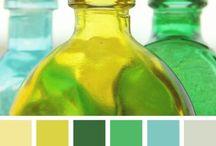 Decor it up - Colour Palettes / by Jamella