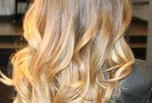 hair hair hair / by kaitlyn sullivan