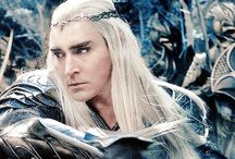 Hobbit/LOTR / Pretty much just pictures of Thranduil and Thorin sry about that / by Michelle Dudra