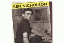 Artist - Ben Nicholson / Ben Nicholson / by Jan Allan