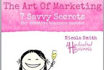 Handmade Business Boost! / Quotes, Tips and motivation for artists/crafters/makers/designers in business!!