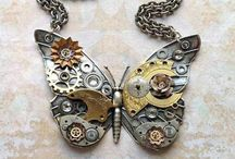 Steampunk  / by Michelle Dudra
