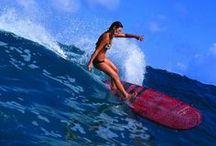 My Secret Surfing Life / by Nikki Evans
