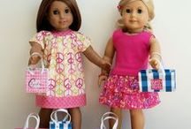 Sew Sweet (Sewing for dolls)