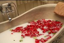 Bath and Beauty Recipes / Make sure to follow our other boards: pinterest.com/LivingOnADime/. See more great recipes and money saving tips on our blog at www.LivingOnADime.com or connect on facebook.com/LivingOnADime. Thanks! / by Living On A Dime