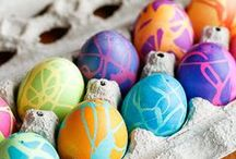 Colorful Easter Festivities