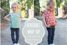 Sew Blessed / Sewing for Babies and Children