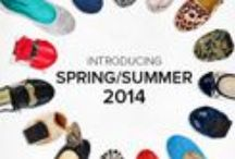 2014 SPRING/SUMMER IS HERE! / SS2014 Shoe Collection!