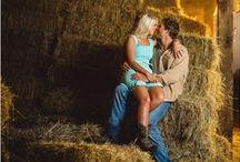 Couples Photo Ideas / Engagements, dating, anniversary / by Kara Additon
