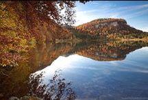 Automne en Franche-Comté - Autumn