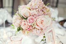 Wedding Reception Table Decor / by William Sorgea