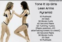 Arm Workouts / Arm workouts to give toned arms for sunny days