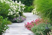 Garden Paths / #harden #path #paths #pathways #DIY / by Alicia Stavropoulos