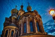 Russia / Vodka, bears, twisted spires: Russia has them all. See why we love Russia (and why you should too) by following along with the collection of Russia travel tips and travel photography from around Russia.