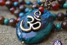 Gemstone Crystal Healing Necklaces