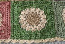 Crochet granny's