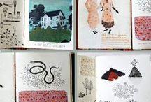 sketchbook inspiriation