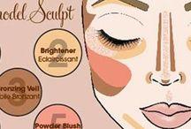 Beauty: face makeup