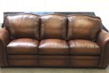 Our new Leather Furniture! / Newly arrived leather sets from our beloved customers.