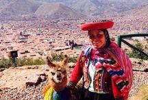 Viaje - Trajes Típicos de Países y sus regiones / by ViajeXelMundo