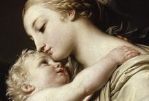Madonnas / Paintings of Madonna and child