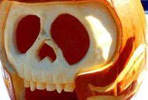 Creative pumpkin carving ideas / Listing the most creative and fun ideas for carving up a pumpkin for Halloween