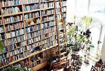 Books! Books! Books! / Every day I dream of books! To be transported into another world........to live not one, but many different lives in one lifetime..........Spectacular!