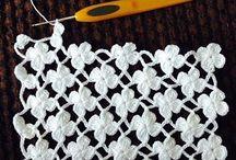 Crochet stich