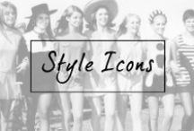 Style Icons / Style icons throughout history.
