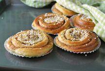 Swedish food and desserts