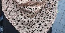 Crochet shawl / poncho