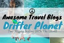 /☮ Awesome Travel Blogs (Group Board) / Awesome posts from awesome travel blogs!   Want to join this board?   1) Follow me (Drifter Planet) on Pinterest.  2) Email me at Pinterest@drifterplanet.com and mention your email ID that is associated with Pinterest, so that I can add you.    Please pin ONLY vertical images that link to travel related articles.  Happy pinning!