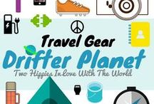 /☮ Travel Gear