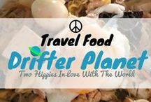 /☮ Travel Food (Group Board) / Well, obviously I'm a foodie! That's one of the best things about traveling! Trying different yummy goodies!  Want to join this board?  1) Follow me (Drifter Planet) on Pinterest. 2) Email me at Pinterest@drifterplanet.com and mention your email ID that is associated with Pinterest, so that I can add you.  Happy pinning!