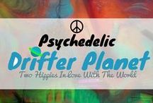 /☮ Psychedelic / We are psychedelic travelers that love collecting psychedelic experiences. ☮ What about YOU?