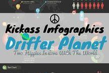 /☮ Kickass Infographics