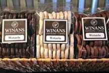 """Joe on the Go! / """"Joe on the go!"""" is our very own Winans blog! Learn about our locally roasted coffees and freshly made chocolates as well as the science of coffee and cacao. Read about the experiences of Winans owner, Joe Reiser, as he shares his journey and the history of Winans."""