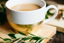 DIY: Coffee Mugs / Fun DIY projects to upgrade your morning cup of coffee!