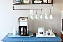DIY: Coffee Bar