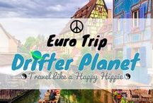 /☮ Euro Trip / Everything related to traveling in Europe. Want to join this board?  1) Follow me (Drifter Planet) on Pinterest. 2) Email me at Pinterest@drifterplanet.com and mention your email ID that is associated with Pinterest, so that I can add you.  Happy pinning!