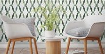 Fabulous Geometrics / Edgy, contemporary and full of drama. Ideas to help you create a bold and contemporary style with luxury geometric influences.