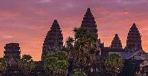 Cambodia / Explore Cambodia with these Cambodia travel tips and tricks.