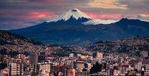 Ecuador / Maximize your trip to Ecuador with these Ecuador travel tips and itineraries.