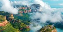 South Africa / Explore South Africa like a pro with these South Africa travel tips and itineraries.