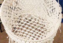 Macramé / weaving
