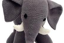 Crochet animal