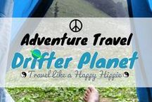 /☮ Adventure Travel / Adventure Travel.  Want to join this board?  1) Follow me (Drifter Planet) on Pinterest. 2) Email me at Pinterest@drifterplanet.com and mention your email ID that is associated with Pinterest, so that I can add you.  Happy pinning!