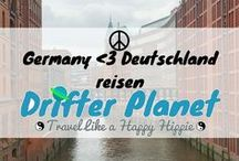 /☮ Germany <3 Deutschland reisen / All travel articles about Germany